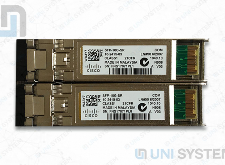 Module 10G SFP Cisco SFP-10G-SR