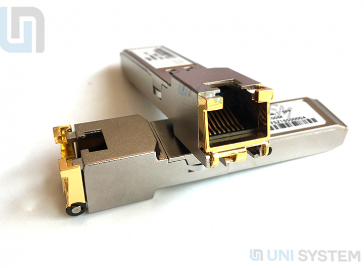 Cisco MGBT1 Gigabit Ethernet 1000 Base-T Mini-GBIC SFP Transceiver