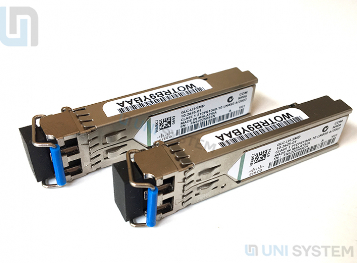 Cisco SFP GLC-LH-SMD 1000BASE-LX/LH SFP