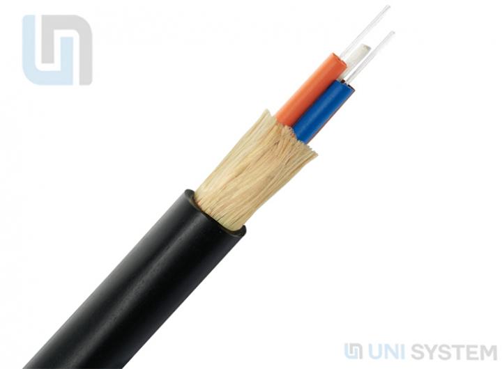 Cáp quang AMP Singlemode 4 sợi OS2