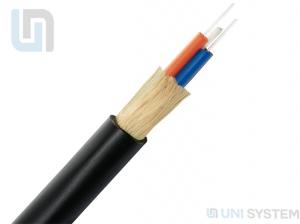 Cáp quang AMP Singlemode 8 sợi OS2