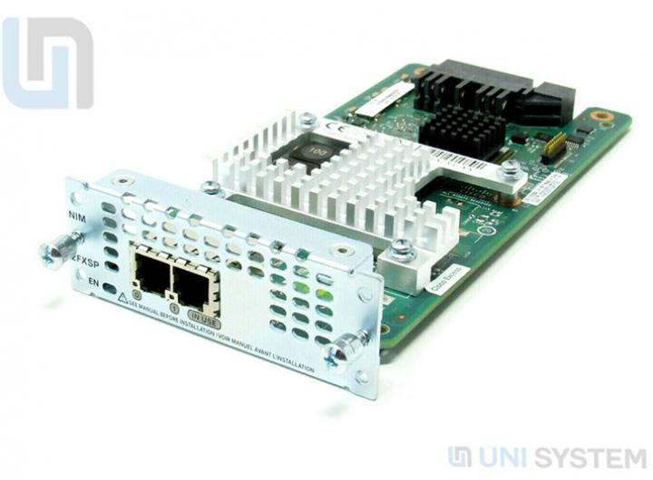 NIM-2FXSP,cisco NIM-2FXSP,Module NIM-2FXSP